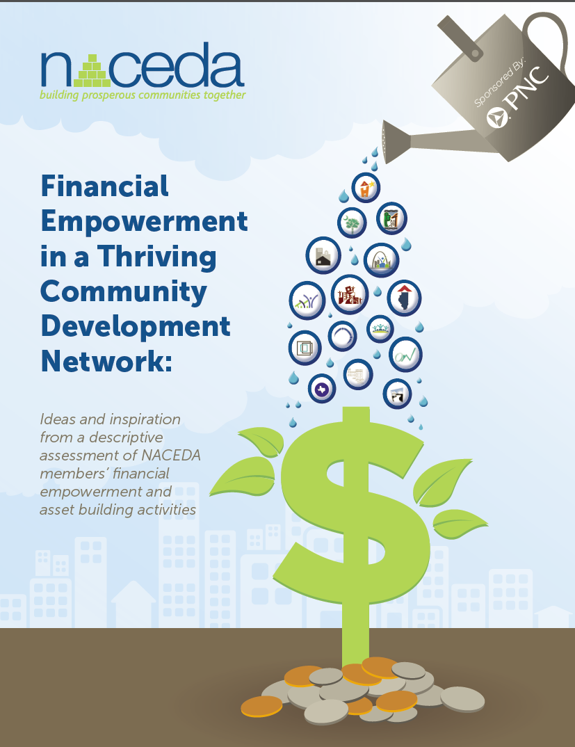 Financial Empowerment in a Thriving Community Development Network