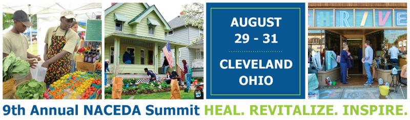 NACEDA Summit August 29-31 in Cleveland