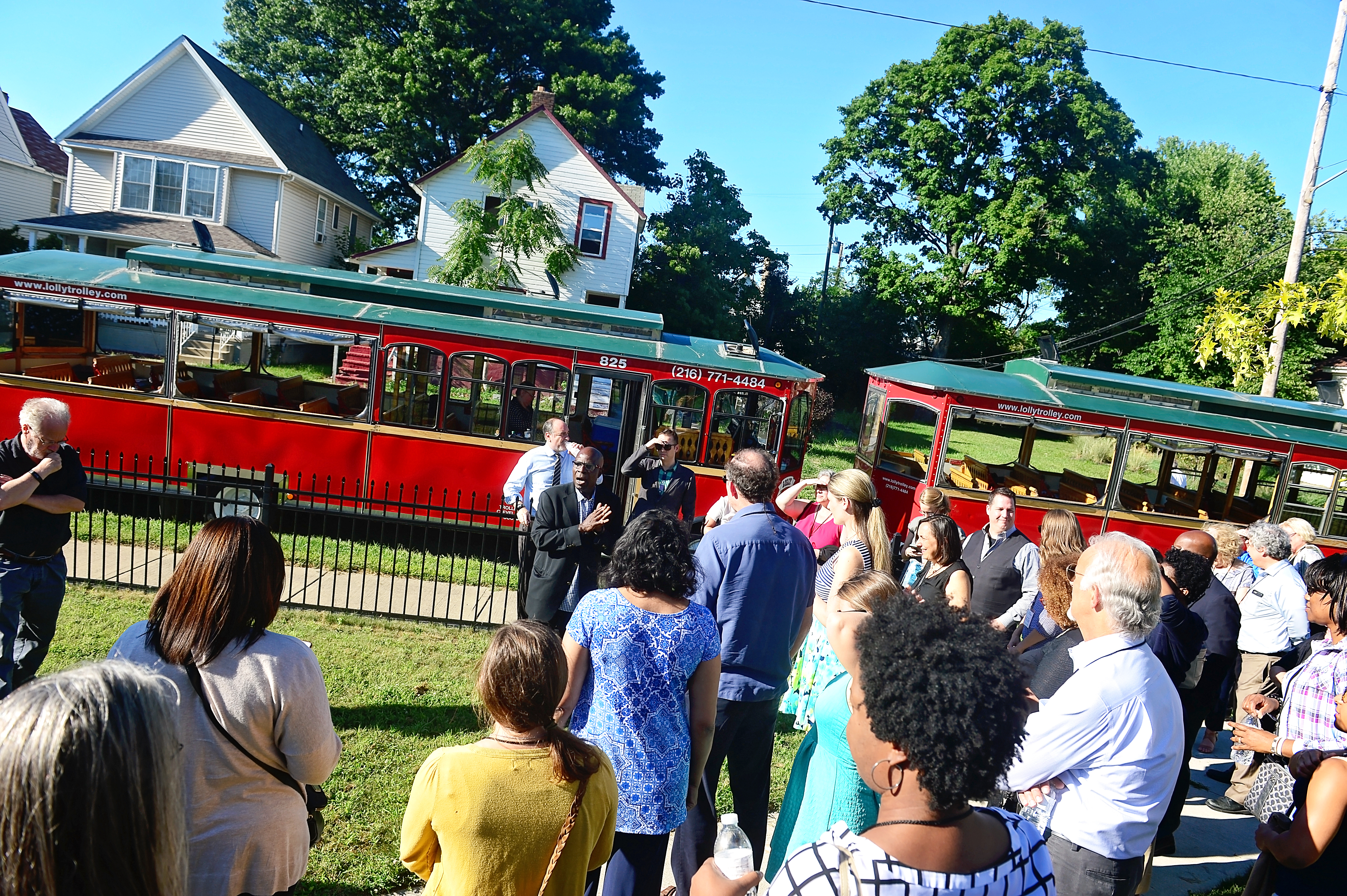 NACEDA Trolley Tour